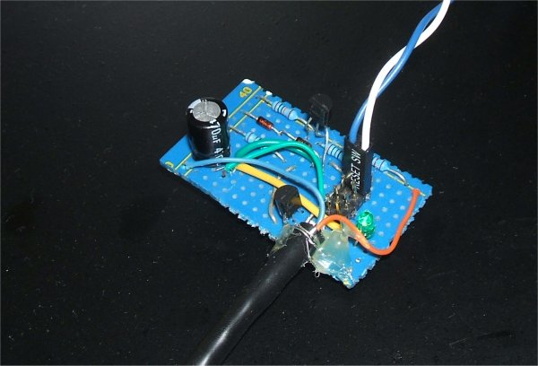 IR Output controller