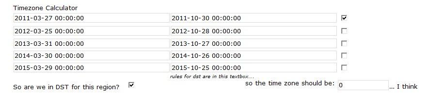 timezone worker
